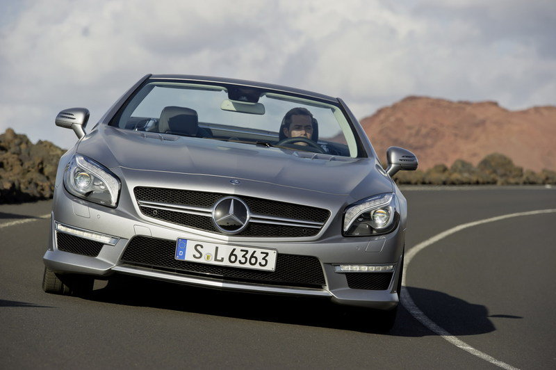 2013 Mercedes-Benz SL63 AMG High Resolution Exterior - image 439202