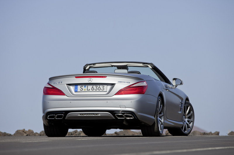 2013 mercedes benz sl63 amg review top speed for 2013 mercedes benz sl class sl63 amg
