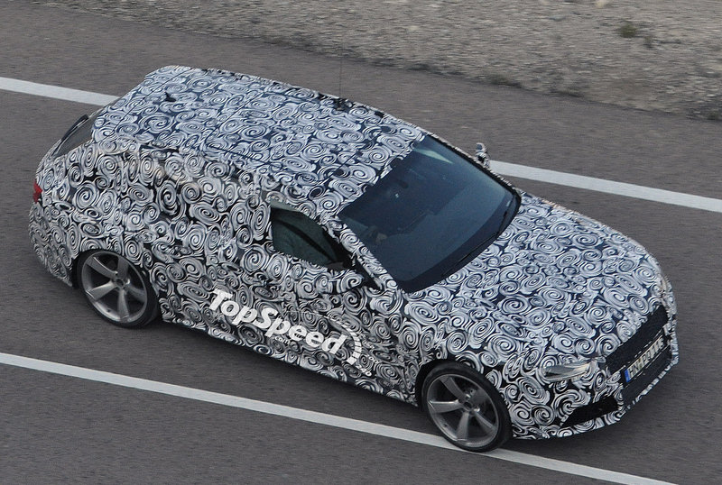 Spy Shots: Audi RS4 Avant wraps up testing ahead of Geneva Motor Show debut