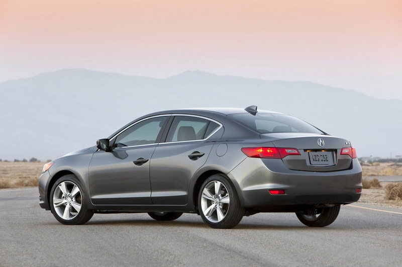 2013 - 2015 Acura ILX High Resolution Exterior - image 437377