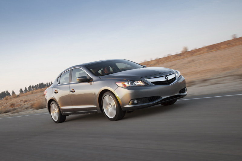 2013 - 2015 Acura ILX High Resolution Exterior - image 437368
