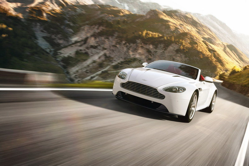 2013 Aston Martin Vantage High Resolution Exterior - image 438944