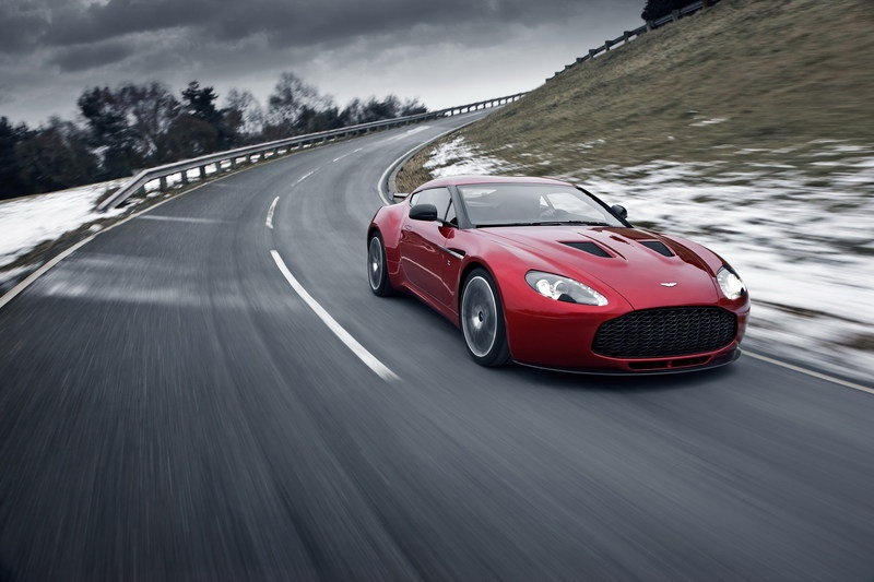 2013 Aston Martin Vantage High Resolution Exterior Wallpaper quality - image 438946