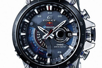 Casio X Red Bull Racing A1000 watch