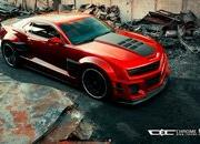 Chevrolet Camaro Guyver by Chrome & Carbon