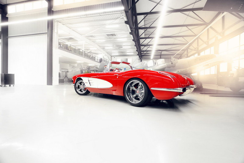 1959 Chevrolet Corvette by Pogea Racing High Resolution Exterior - image 436408