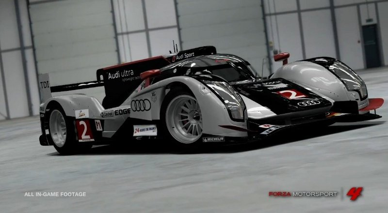 Forza 4 to release new pack containing ALMS race cars