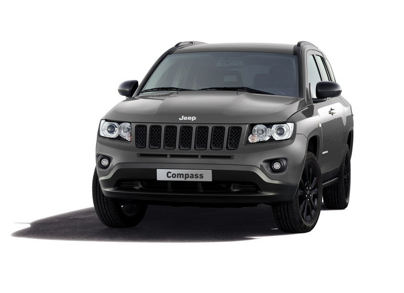 2012 Jeep Compass Black Look Concept