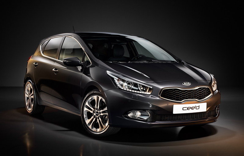 2013 Kia C'eed High Resolution Exterior Wallpaper quality - image 438353