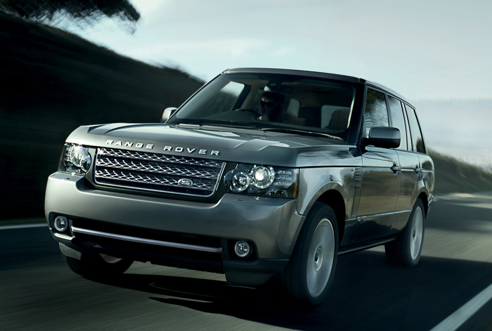 2012 Land Rover Range Rover Westminster Edition Top Speed