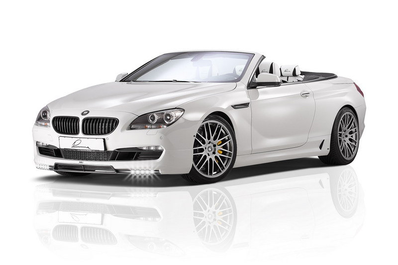 2012 BMW 650i Convertible CLR 600 GT by Lumma Design