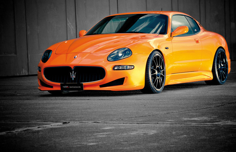 "2007 Maserati 4200 Evo ""Dynamic Trident"" by G&S Exclusive"