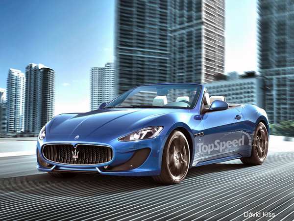 2013 Maserati Grancabrio Sport Review Top Speed