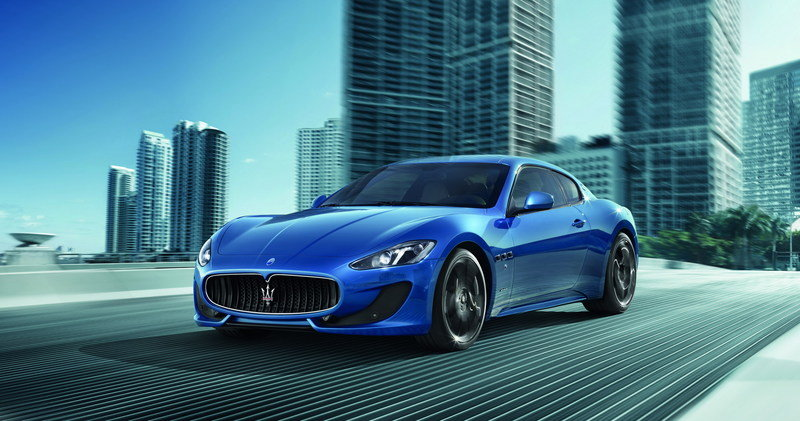 2013 Maserati Granturismo Sport High Resolution Exterior - image 438883