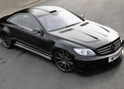 Mercedes CL C216 Black Edition by Prior Design