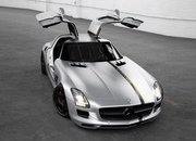 "Mercedes SLS ""Silver Wing"" by Wheelsandmore"