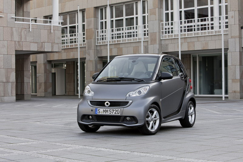 2012 Smart Fortwo High Resolution Exterior Wallpaper quality - image 436453