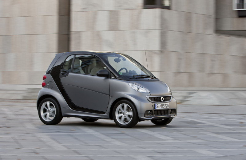 Smart Fortwo Reviews, Specs, Prices, Photos And Videos | Top Speed