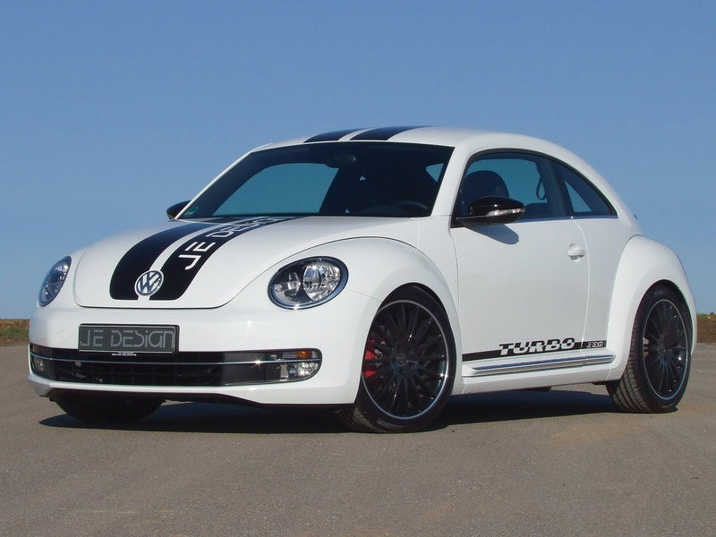 2012 Volkswagen Beetle by JE Design