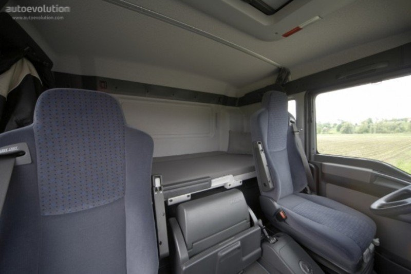 2008 MAN TGM Interior - image 442765
