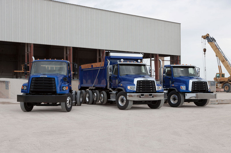 2009 Freightliner 108SD High Resolution Exterior - image 445964