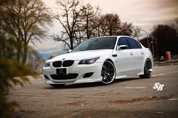 bmw m5 project exkalaber by sr auto group picture