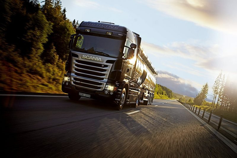 2010 Scania R Series High Resolution Exterior - image 441026