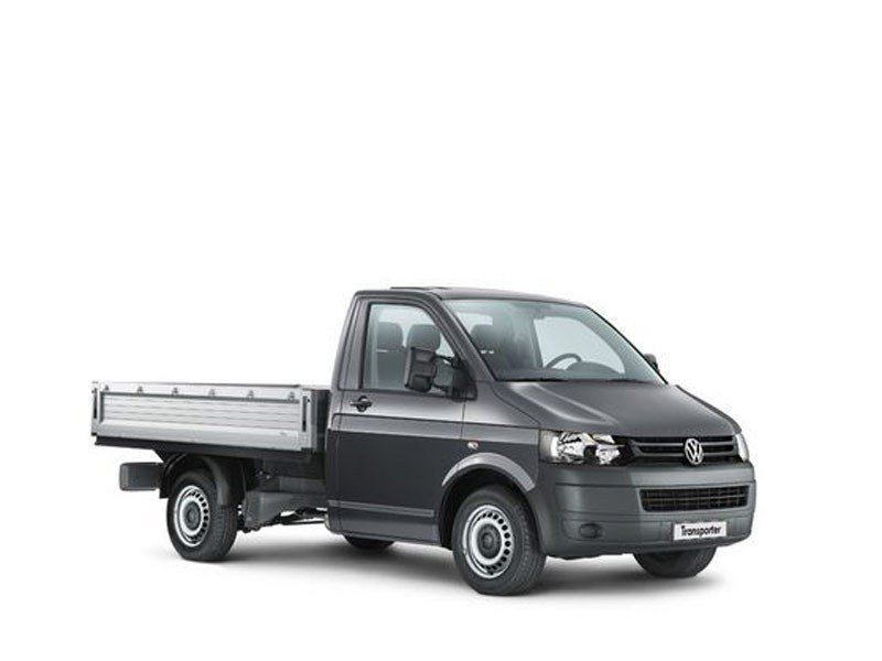 2010 Volkswagen Transporter chassis cab