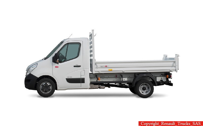 2011 Renault Master Exterior - image 443343