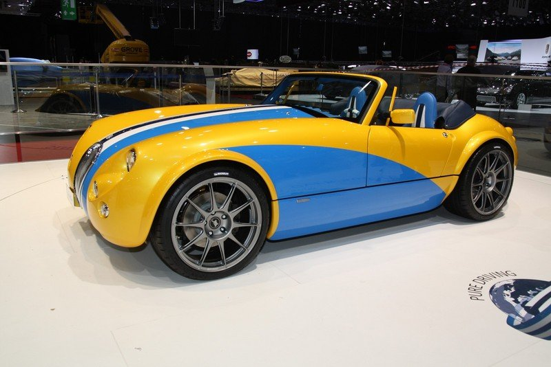 2011 Wiesmann MF3 Roadster Final Edition by Sieger