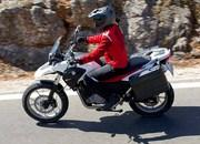 2012 BMW G650GS and G650GS Sertao - image 446041