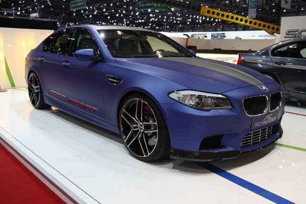 Tuned In Tokyo >> 2012 BMW M5 ACS5 Sport By AC Schnitzer | car review @ Top