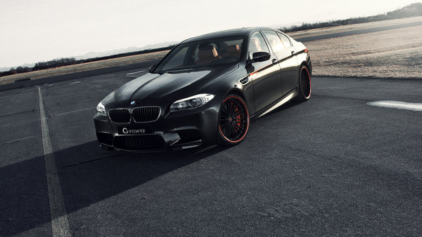 bmw m5 by g-power picture