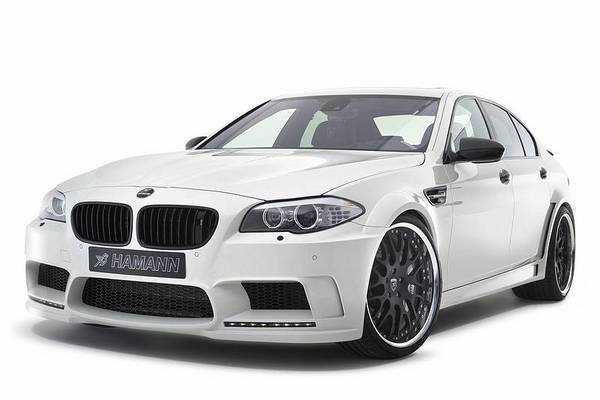 bmw m5 f10 by hamann picture