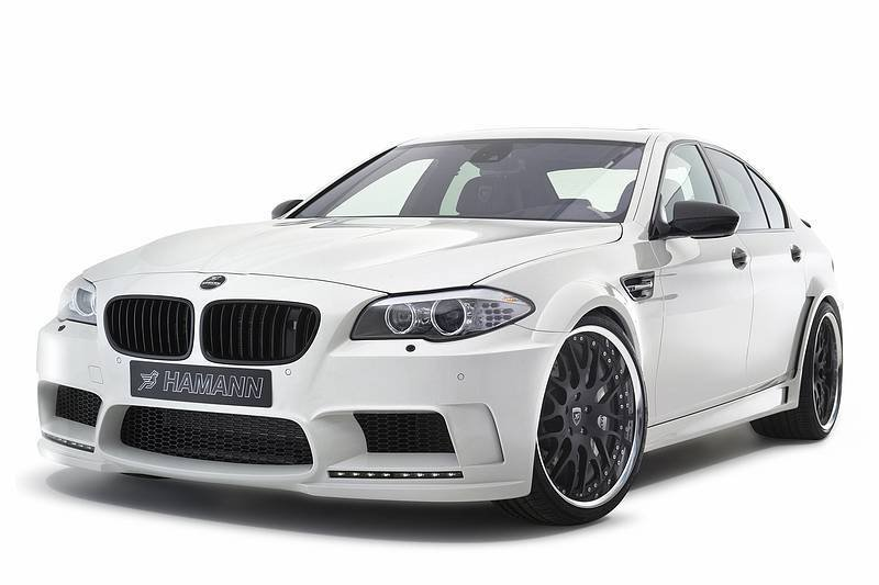 2012 BMW M5 F10 by Hamann