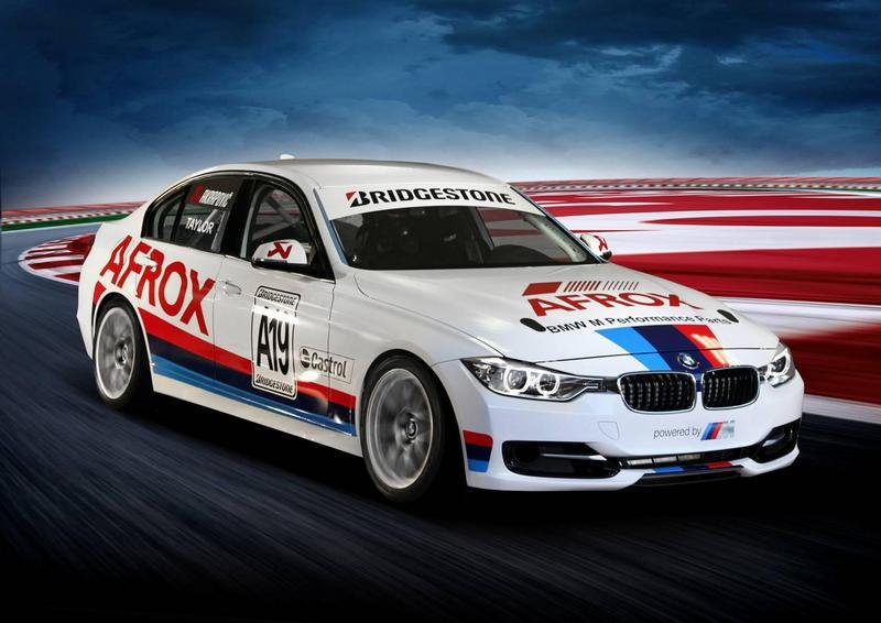 2012 BMW SA 335i Race Car by ADF Motorsport
