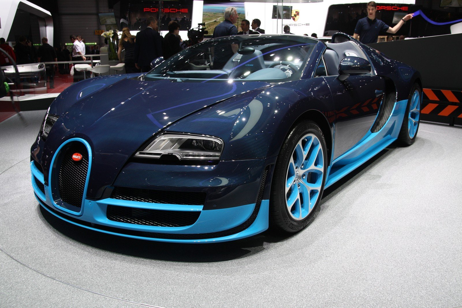 2012 bugatti veyron grand sport vitesse picture 441490. Black Bedroom Furniture Sets. Home Design Ideas