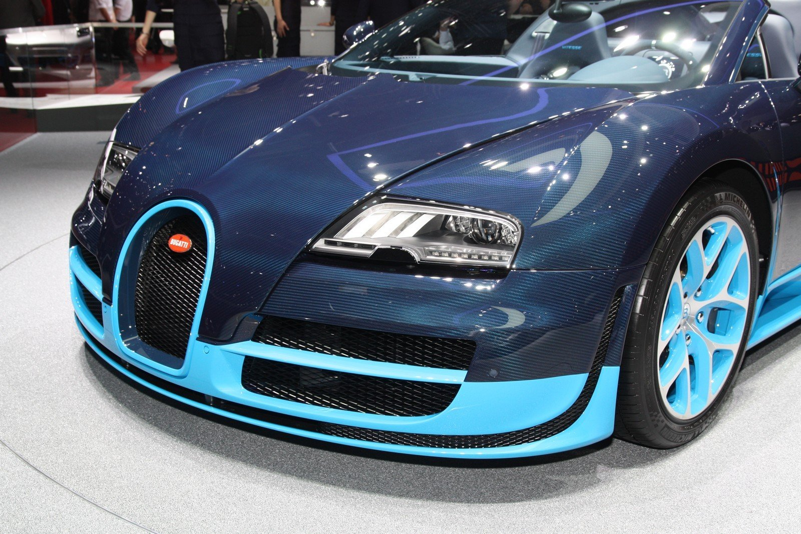 2012 bugatti veyron grand sport vitesse picture 441491 car review top speed. Black Bedroom Furniture Sets. Home Design Ideas