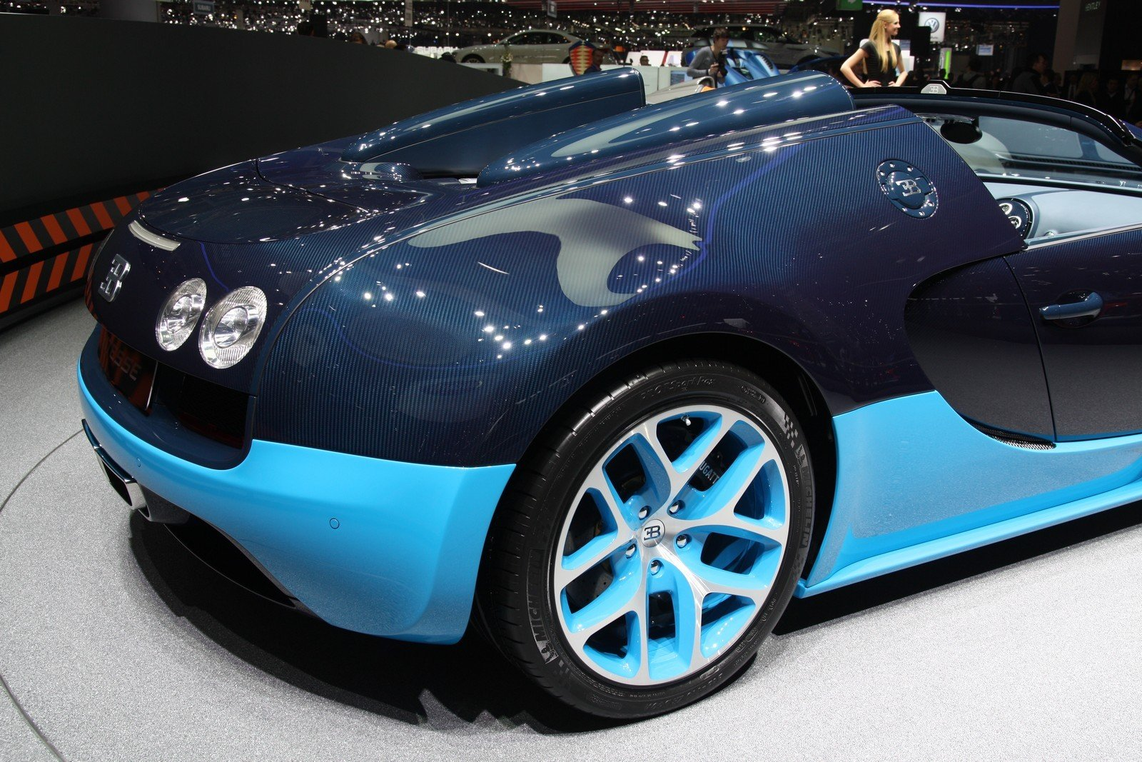 2012 bugatti veyron grand sport vitesse picture 441497. Black Bedroom Furniture Sets. Home Design Ideas