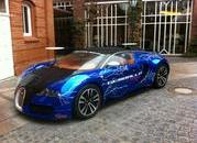 2012 Bugatti Veyron Sang Gemballa Blue by Gemballa Racing and Cam Shaft - image 446208