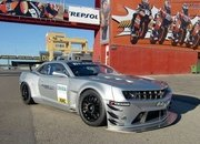 Chevrolet Camaro GT3 by Sareni United