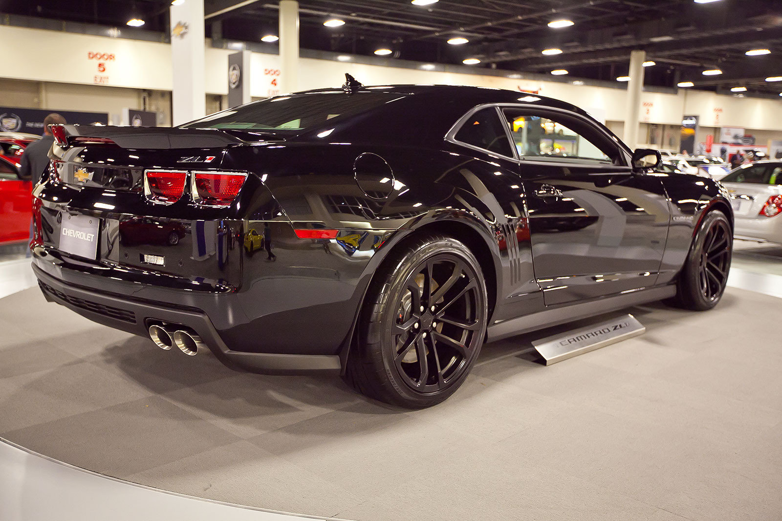2012 2013 Chevrolet Camaro Zl1 Picture 442605 Car
