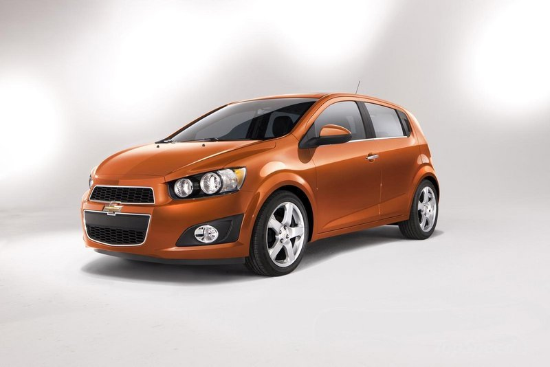 2012 Chevrolet Sonic: GM Announces its new Six-Speed Auto Transmission