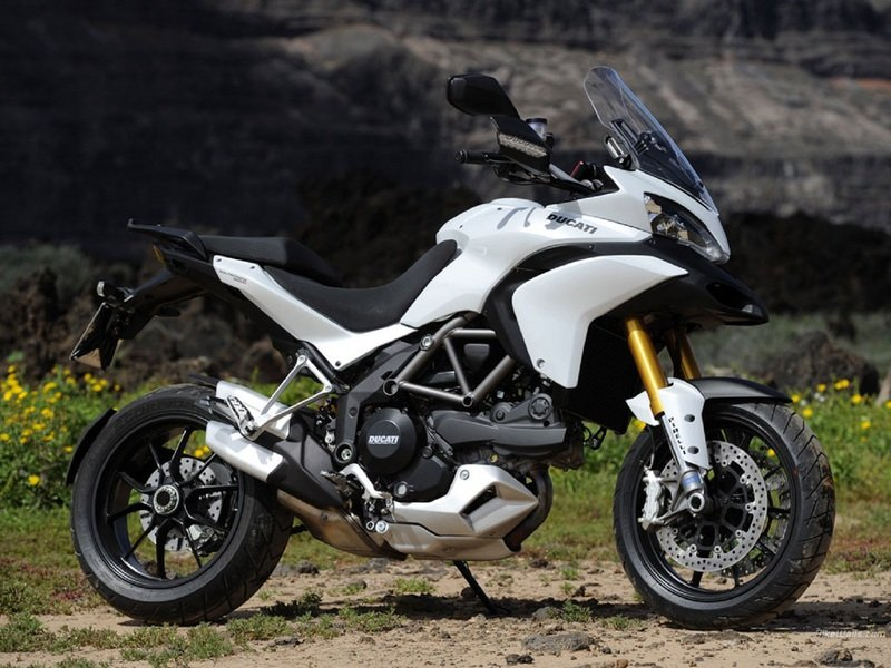 2012 Ducati Multistrada 1200 S Sport High Resolution Exterior - image 440477