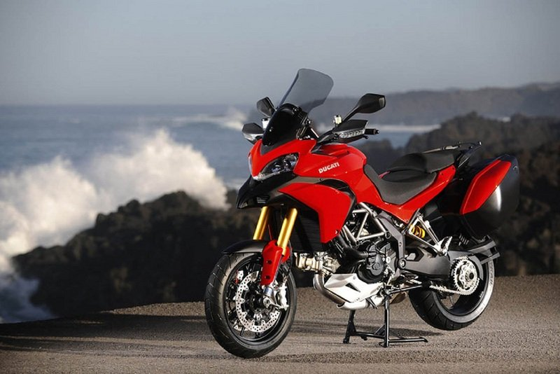 2012 Ducati Multistrada 1200 S High Resolution Exterior - image 440528