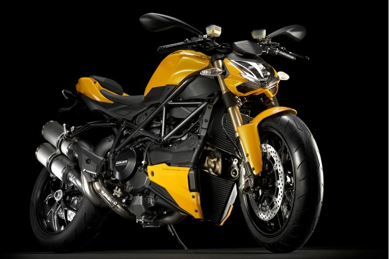 2012 Ducati Streetfighter 848 High Resolution Exterior - image 440687