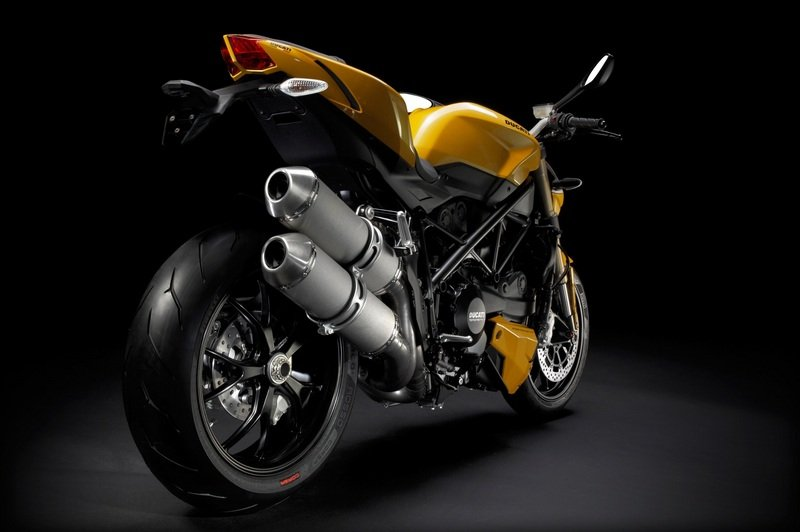 2012 Ducati Streetfighter 848 High Resolution Exterior - image 440688