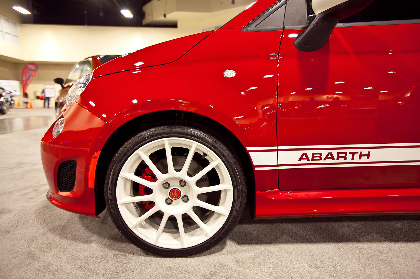 2012 fiat 500 abarth picture 442560 car review top speed for Garage abarth paris