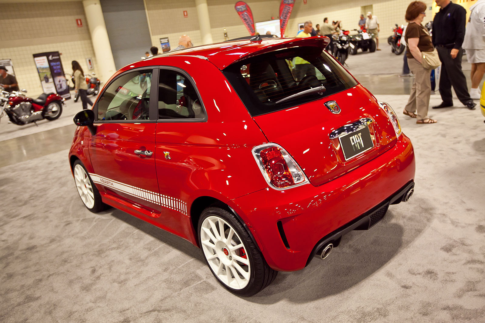 2012 Fiat 500 Abarth Picture 442549 Car Review Top Speed
