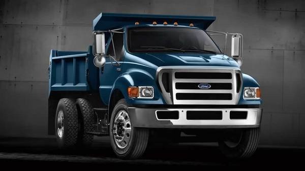 2012 Ford F-750 Chassis Cab - Picture 444282 | truck ...